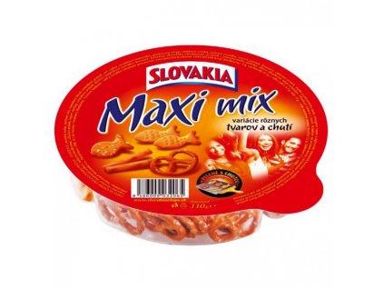 Slané pečivo Slovakia Maxi mix 100g