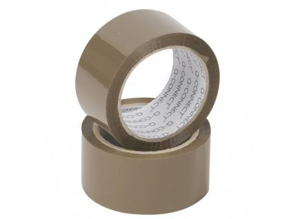 Baliaca páska Q-CONNECT 48mm x 45,7m hnedá