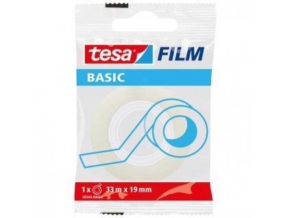 Lepiaca páska TESA basic 19mm x 33m