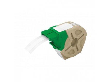 Samolepiaca páska Leitz Icon 19 mm papierová biela