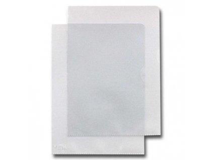 Plastové obálky na krúžkovú väzbu Q-Connect A4 PVC 200mic číre