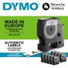 Samolepiaca páska Dymo D1 19 mm čierna/biela, 10ks