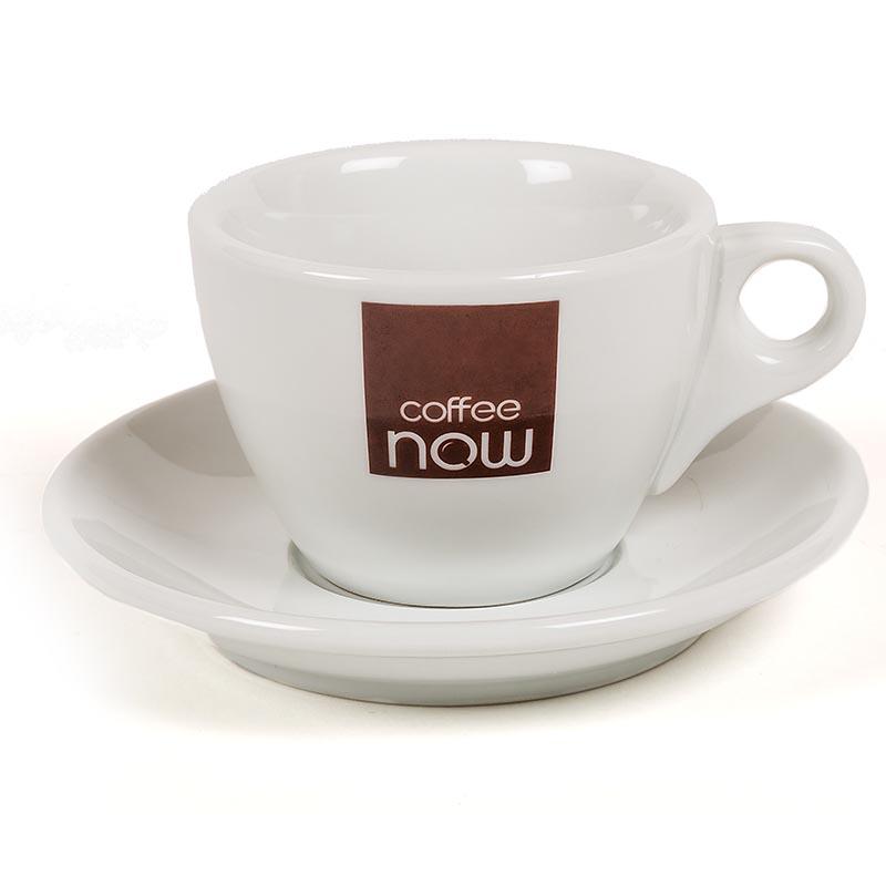 Servírování kávy