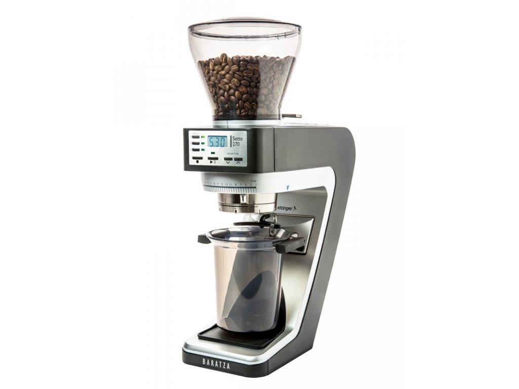 Elektrické mlýnky na kávu