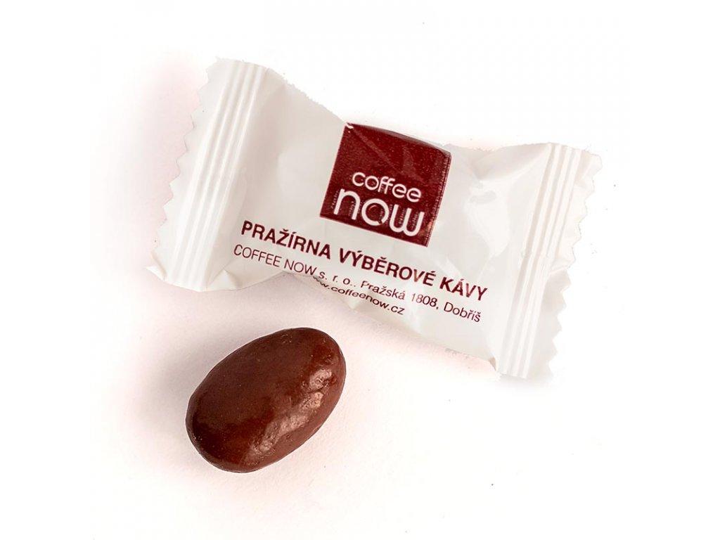 COFFEE NOW mandle v cokolade 1