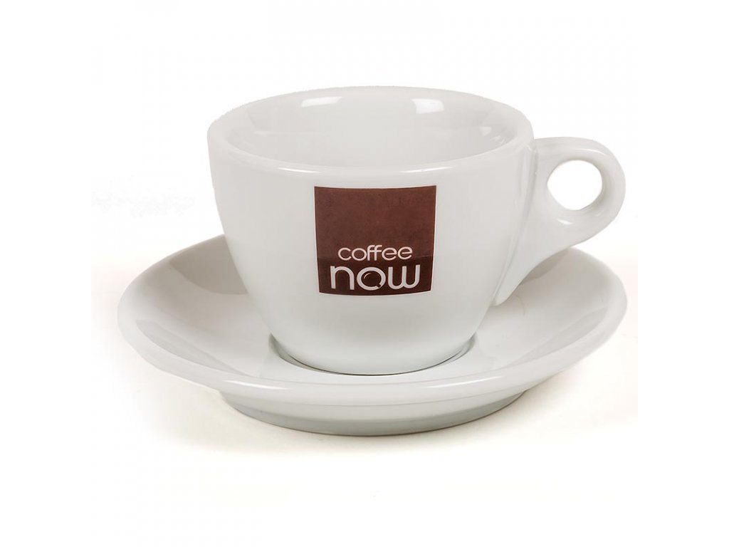 COFFEE NOW hrnek cappucchino 1