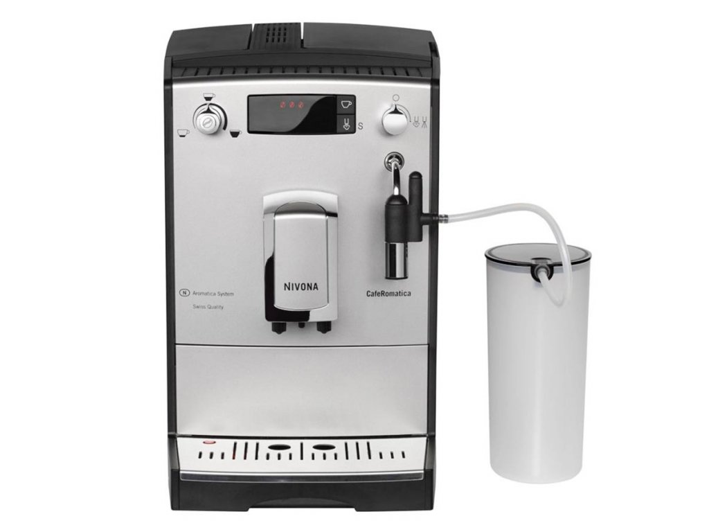 COFFEE NOW Nivona CafeRomatica 656 4