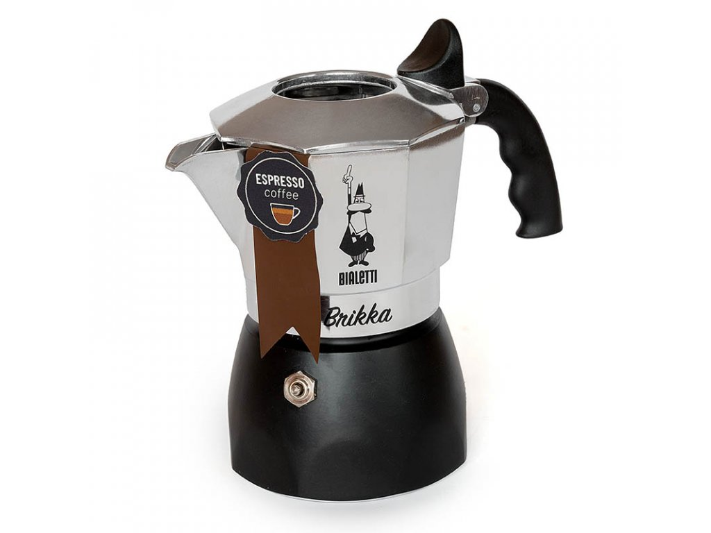 COFFEE NOW BIALETTI BRIKKA 1