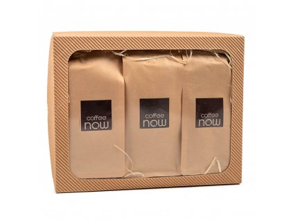 Dárkový balíček na míru - káva 3x 200 g  DBMKKK