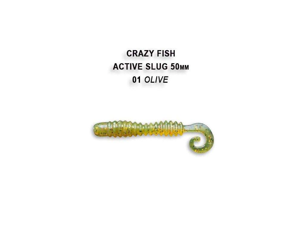Active slug 5cm