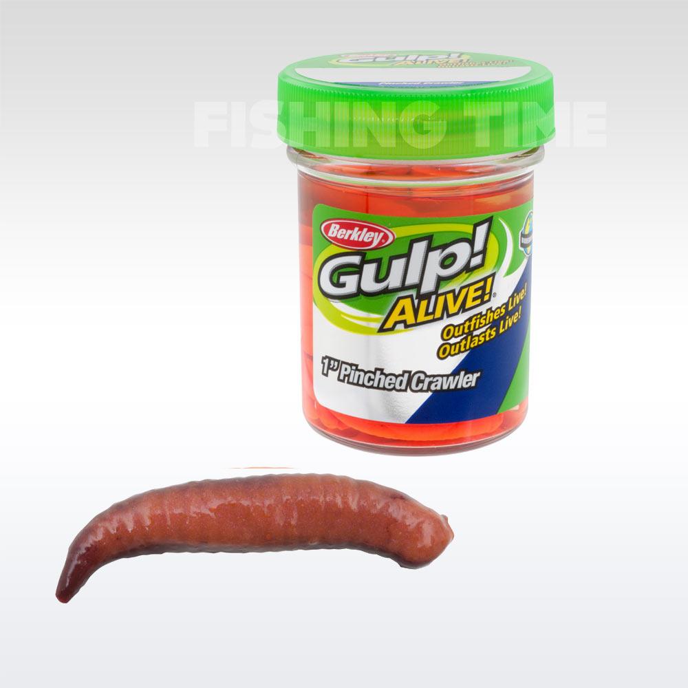 Gulp Pinched Crawler