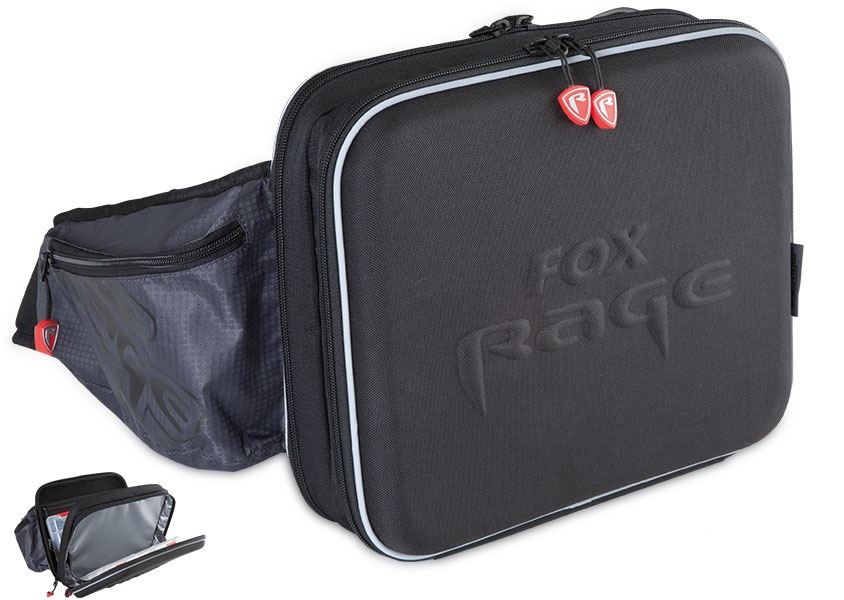 Přívlačové tašky a pouzdra na nástrahy