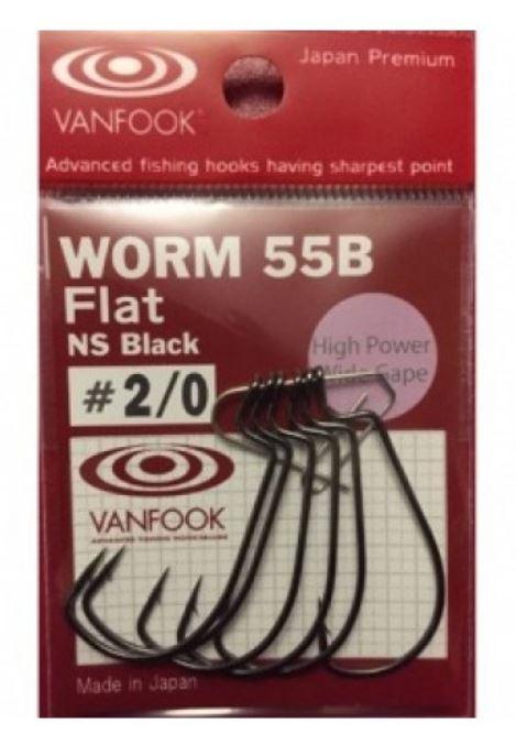 Offset Worm 55B