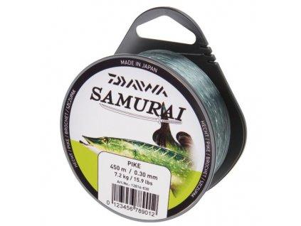 Vlasec pro přívlač Daiva Samurai Štika