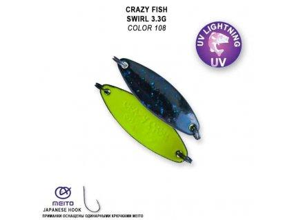 7172 swirl 33g barva 108
