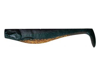 Gumová Nástraha Illex Dexter Shad UV 15cm Motoroil Special