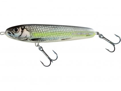 Silver Chartreuse Shad