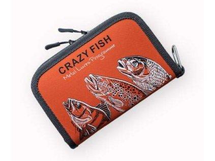crazy fish penál