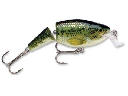 Wobler Rapala Jointed Shallow Shad Rap 05 BB
