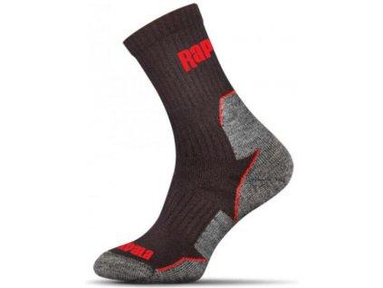Ponožky Rapala THERMO EXTREME ponožky vel. L (43-46)