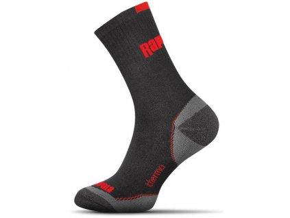 Ponožky Rapala THERMO ponožky vel. L (43-46)