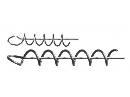 Daiwa Prorex šroubení do gumových nástrah M 3cm 8ks