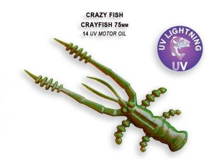 2988 cray fish 75cm barva 14 motor oil baleni 7 kusu