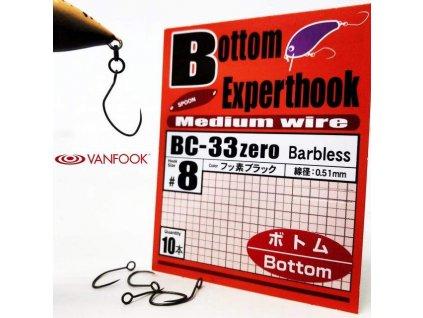 8329 vanfook bottom experthook bc 33zero vel 10 10ks1