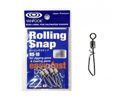8176 vanfook rolling snap rs 10 21lb 10kg 5ks