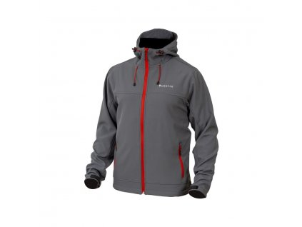 Westin: Bunda W4 Softshell Jacket Steel Grey Velikost L