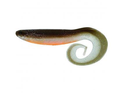 Westin: Gumová nástraha CurlTeez 8,5cm 6g Dirty Harbor 2ks