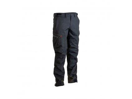 Westin: Kalhoty W6 Rain Pants Steel Black Velikost 3XL