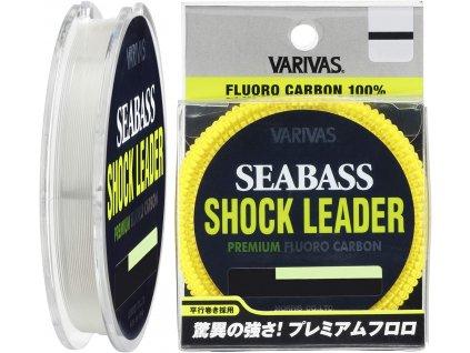 varivas sea bass shock leader fluorocarbon 1
