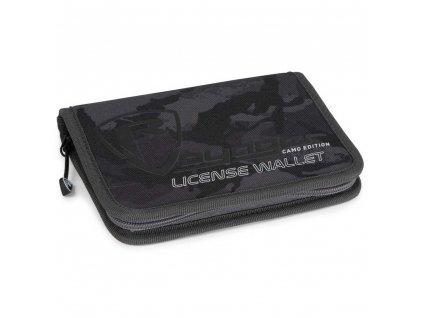 Pouzdro na doklady Fox Rage Voyager® Camo License Wallet