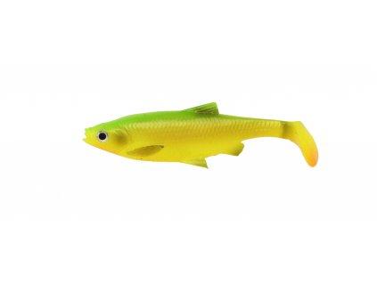 Gumová nástraha Savage Gear 3D LB Roach Paddle Tail firetiger