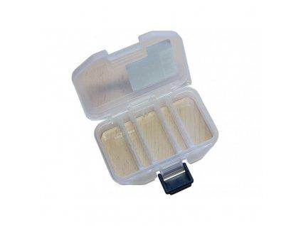 Rybářská krabička pro přívlač versus vhodná pro gumové nástrahy, woblery, rotační třpytky a další nástrahy