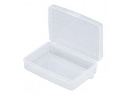 Rybářská krabička pro přívlač meiho vhodná pro gumové nástrahy, woblery, rotační třpytky a další nástrahy