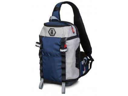 91586 4 batoh rapala countdown sling bag 42x25x13cm