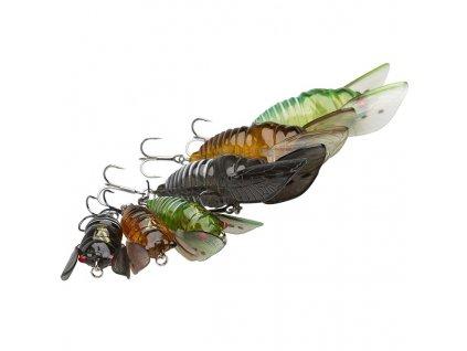 Nástraha Savage Gear 3D Cicada
