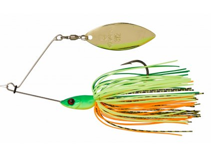 97298 nastraha spinnerbait gunki spinnaker 14g fire tiger 1ks