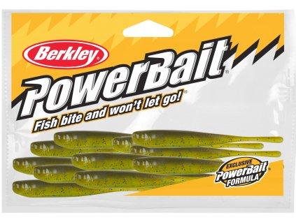 Gumová nástraha Berkley PowerBait Twitchtail Minnow