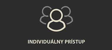 Individuálny prístup k zákazníkovi