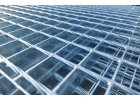 Podlahový oceľový rošt SP/34x38/30x2/800x1000, Zn