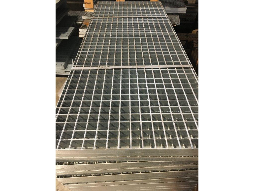 Podlahový rošt SP/34x38/30x2  600x1500 Zn   30ks na sklade