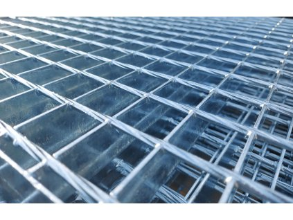 Podlahový oceľový rošt SP/34x38/30x3/1100x1000, Zn