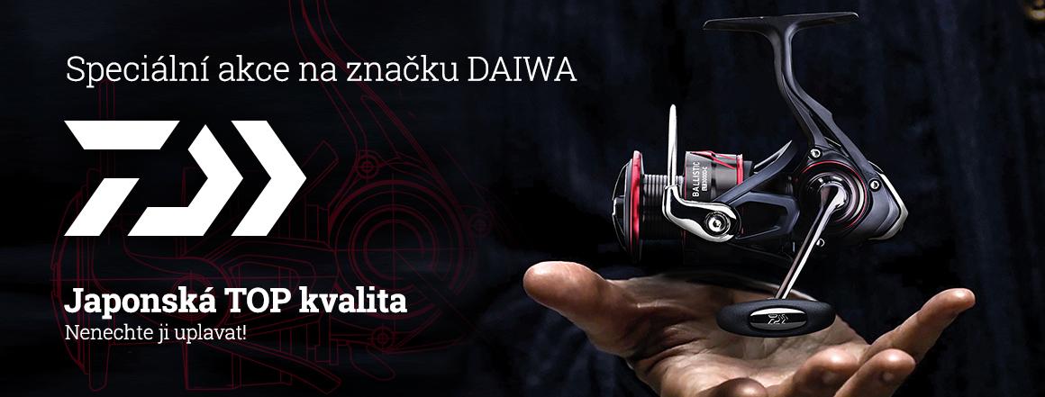 Akce DAIWA