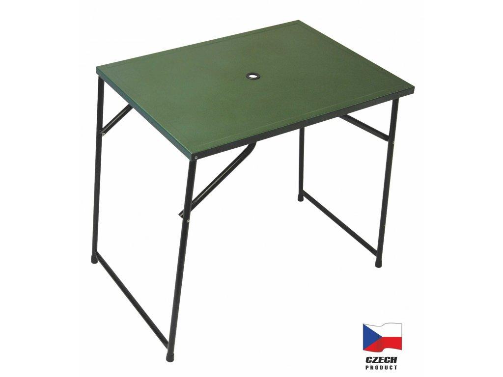 Rybářský stolek 02 s dírou