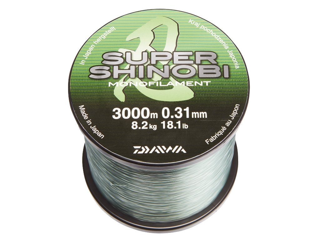 Vlasec Daiwa Super Shinobi 3000 m