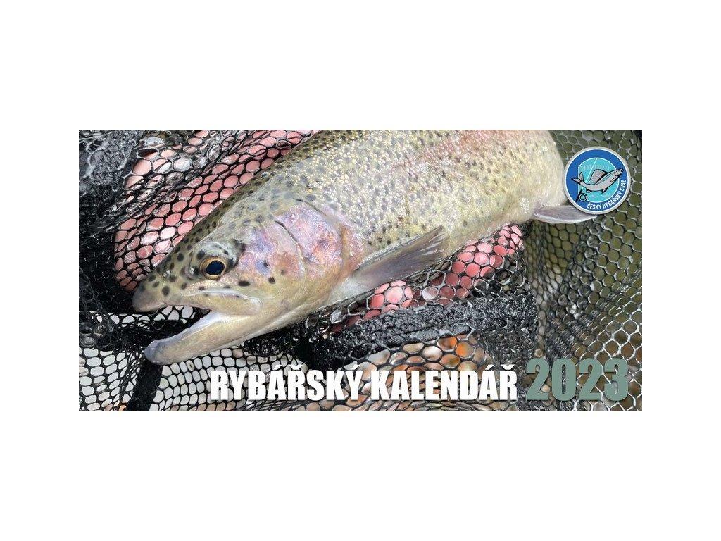 Stolní rybářský kalendář na rok 2021