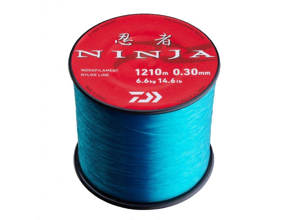 Rybářský vlasec Prorex Ninja X - světle modrá